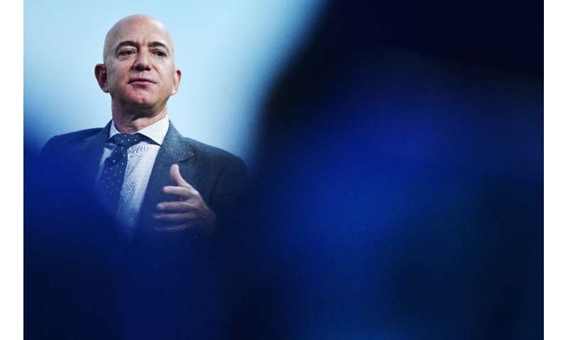 Wednesday's hearing will be the first appearance before Congress of Jeff Bezos, whose stake in Amazon has made him the world's r