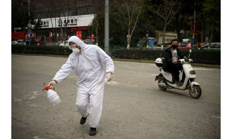Wenzhou is among the worst-hit by the contagion, with 504 cases of coronavirus infections
