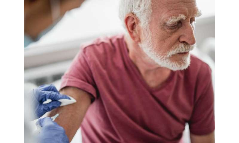 What if a COVID-19 vaccine arrived and many americans said no?