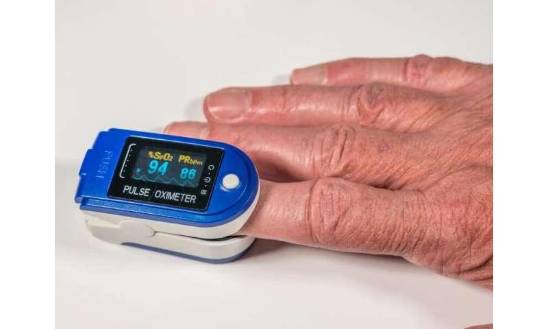 pulsoximeter bäst i test