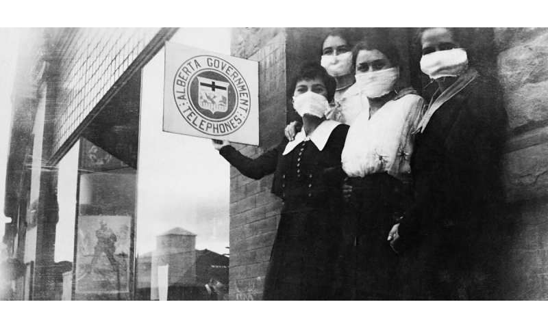 What we've learned from the Spanish flu—and what we haven't