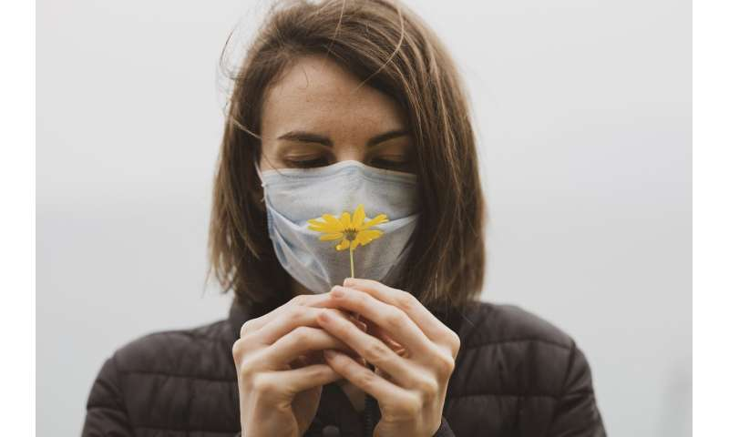 Why does coronavirus make people lose their sense of smell?