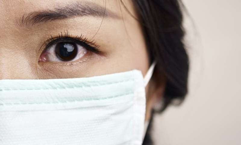 Why face masks can make eyes feel dry, and what you can do about it
