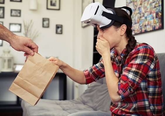Why people get sick in virtual reality