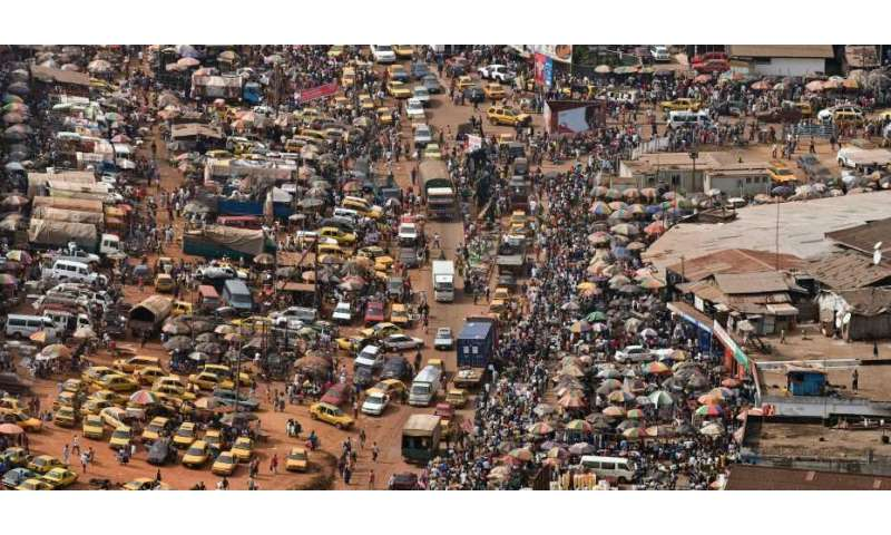 Why social distancing is a big challenge in many African countries