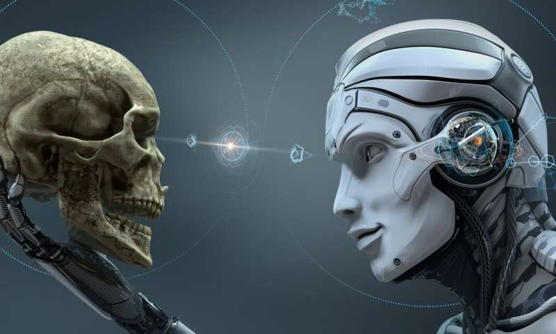 **Will AI take over? Quantum theory suggests otherwise