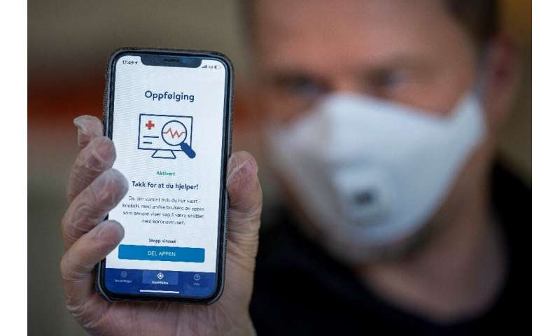 With lockdowns being eased across the globe, it is hoped smartphone tracking technology can help limit the spread—despite naggin