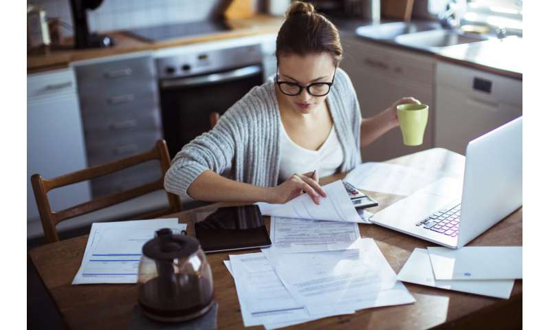 Working from home does not make us less productive