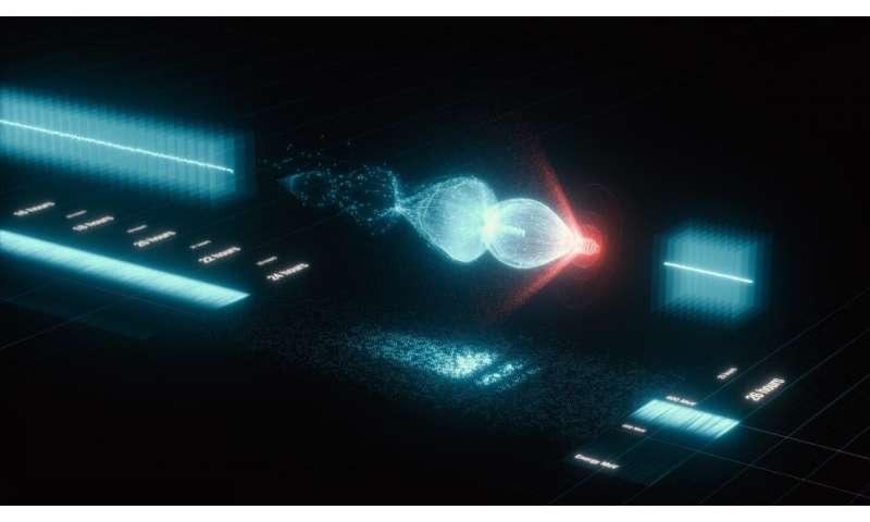 World record: Plasma accelerator operates right around the clock