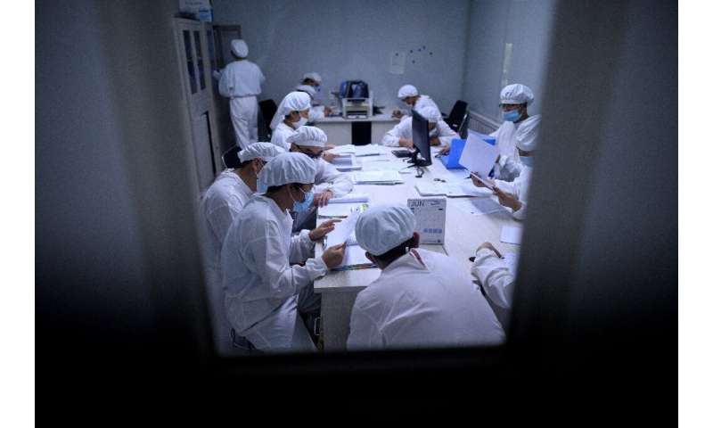 Yisheng has spent more than 20 million yuan on its vaccine research so far