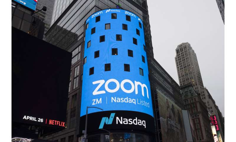 Zoom rides pandemic to another quarter of explosive growth