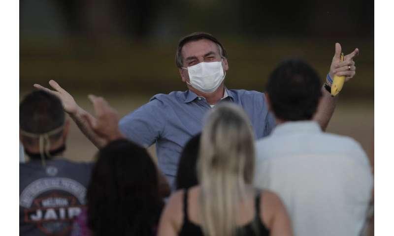 Brazil scrambles to approve virus vaccine as pressure mounts