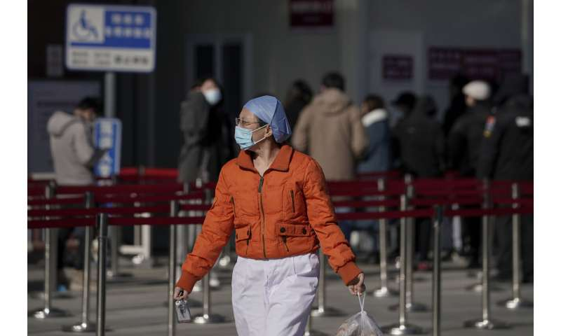 Chinese city reports coronavirus found on ice cream