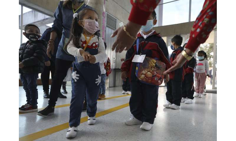 Colombia gets first shipment of coronavirus vaccines