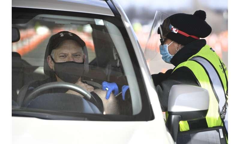Coronavirus deaths rising in 30 US states amid winter surge