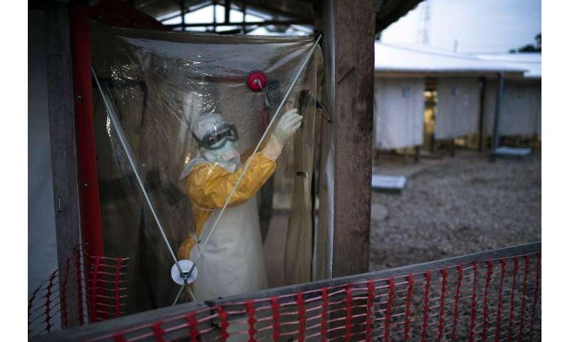 Ebola vaccines stockpiled against future outbreaks