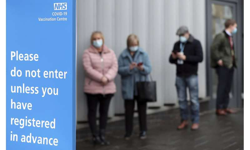 English health official warns pandemic entering worst weeks