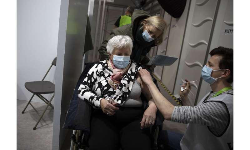 EU life expectancy drops across bloc amid virus pandemic
