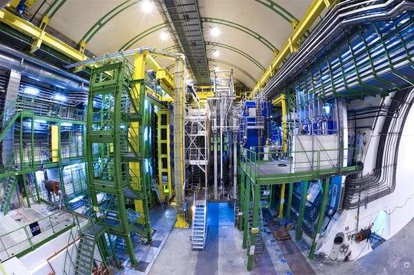 Evidence of new physics at Cern? Why we're cautiously optimistic about our new findings