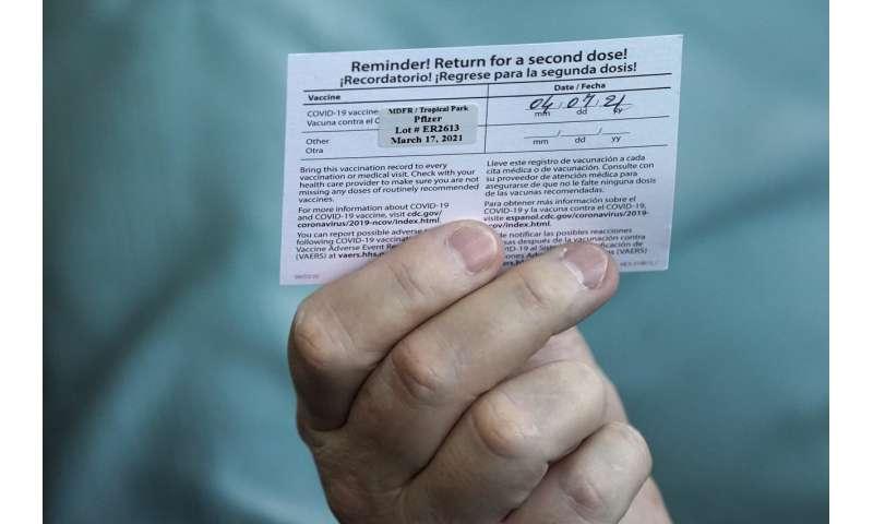 Florida governor bans vaccination records.