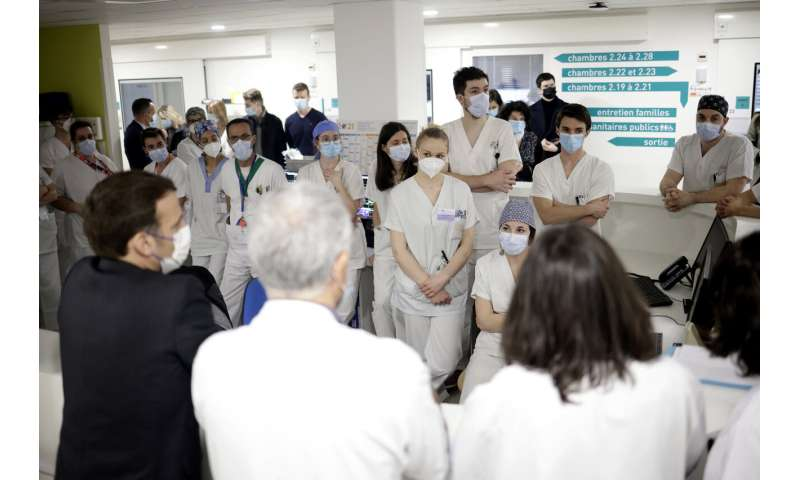 France to announce new virus restrictions in Paris region