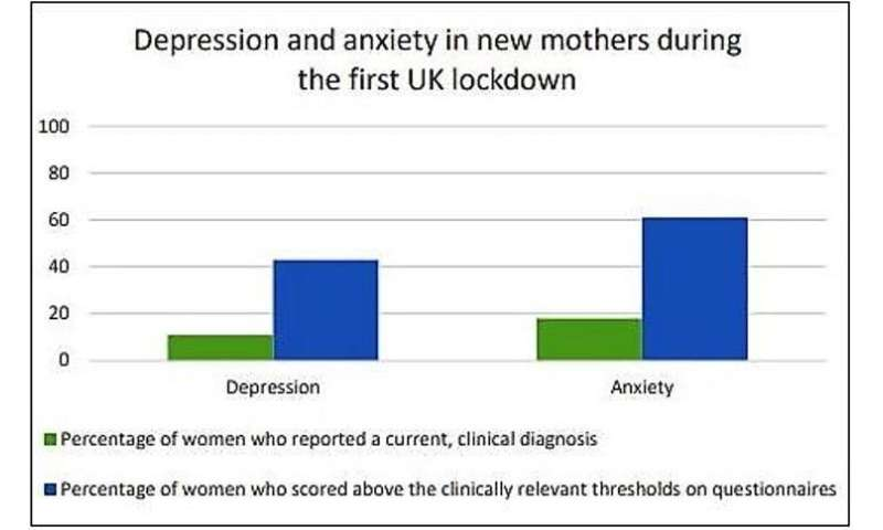 Depression Rates In Lockdown Images