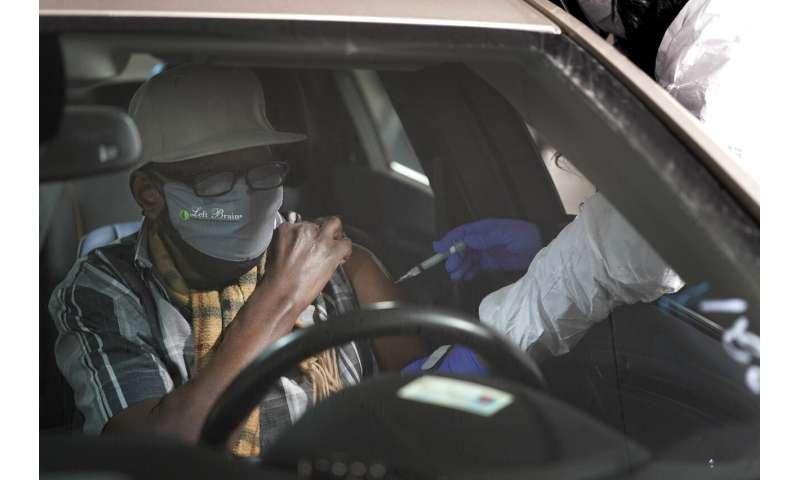 Mass testing, mask wearing help Detroit slow virus' pace