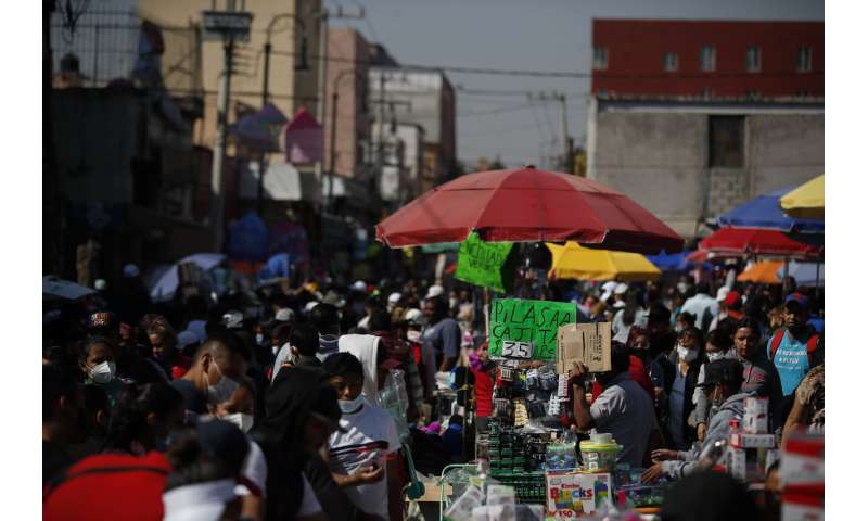 Mexico to vaccinate rural elderly, but still awaits vaccine
