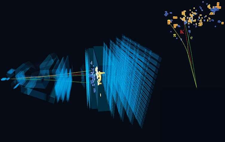 New physics at the Large Hadron Collider? Scientists are excited, but it's too soon to be sure