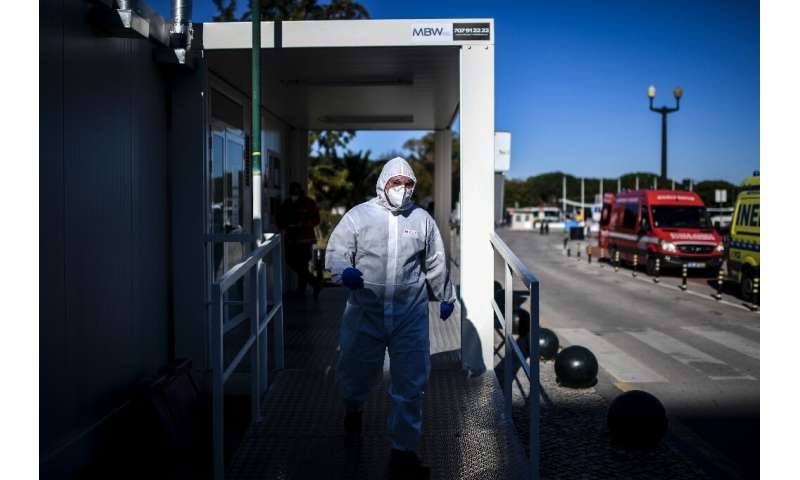 Portugal is facing a new lockdown because of a spike in cases and deaths, as the President Marcelo Rebelo de Sousa tested positi