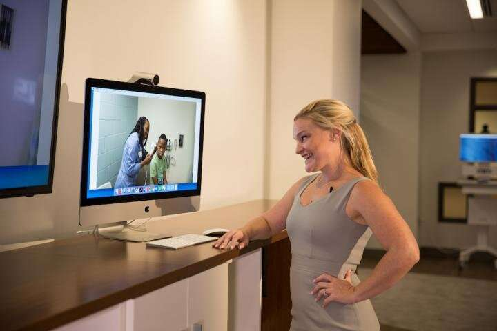 School-based telehealth connects underserved kids to quality and sustainable health care