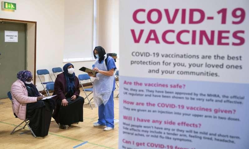 AstraZeneca vaccine being tweaked to fight S. Africa variant