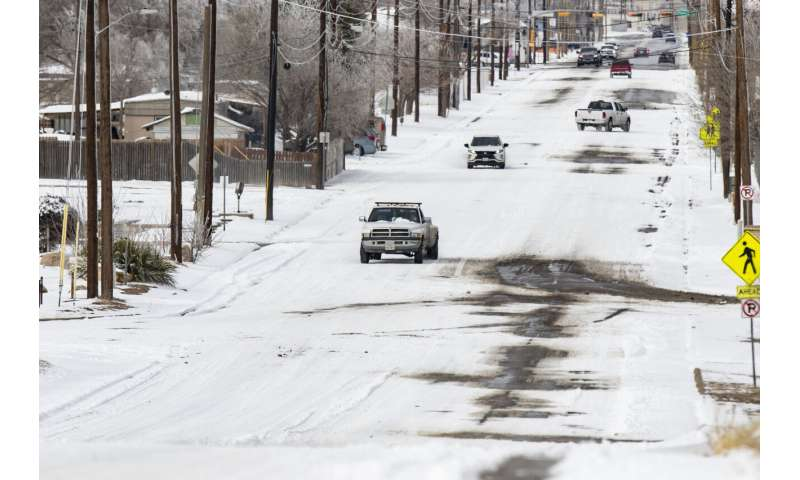 Winter's wrath: Bitter cold, no power and a deadly tornado