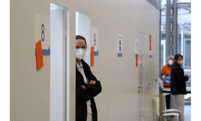 Germany extends virus lockdown till mid-April as cases rise