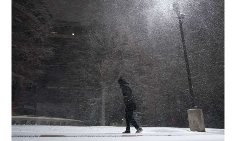 Millions without power in Texas as snow storm slams US