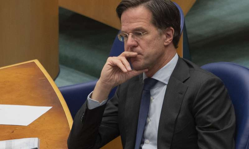 Balancing act: Dutch PM eases lockdown amid infection rise