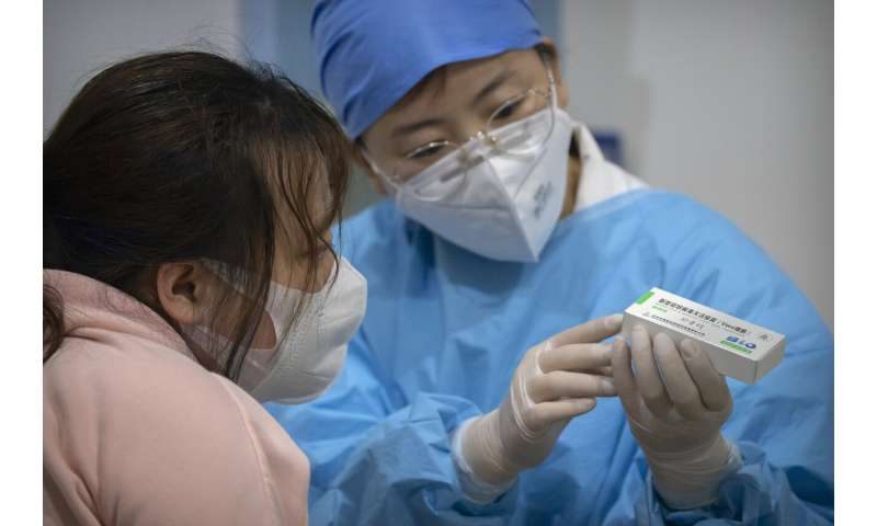 China to send 10 million coronavirus vaccine doses abroad