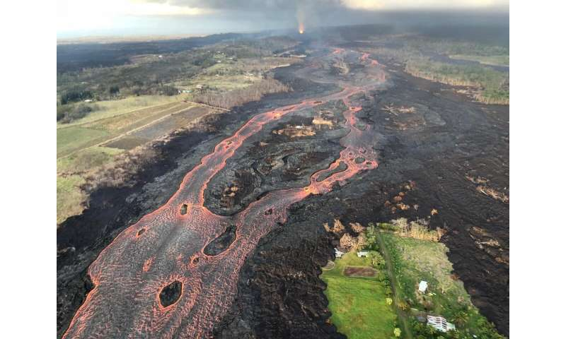 Social dilemma follows 2018 eruption of Kilauea volcano