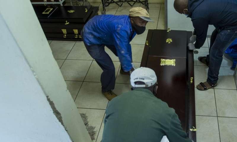 South Africa scraps AstraZeneca vaccine, will give J&J jabs
