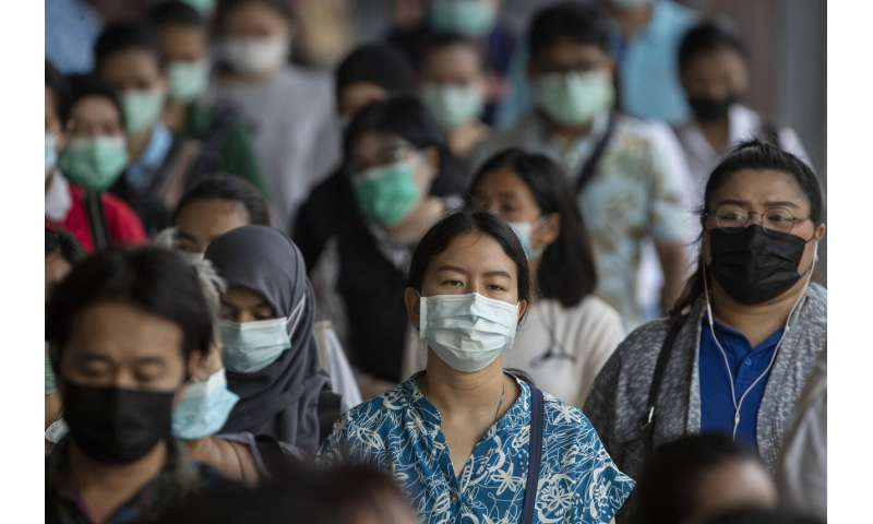 Thailand gov't negotiating to buy Pfizer coronavirus vaccine