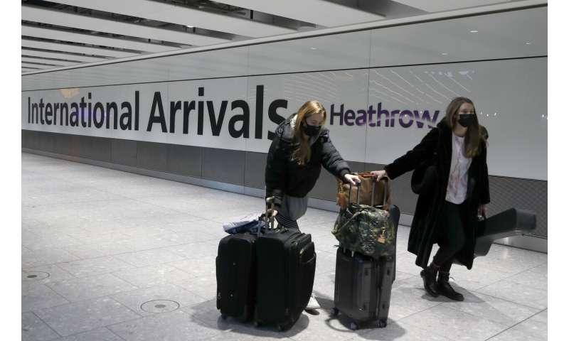 UK passes 100,000 coronavirus deaths as outbreak still rages