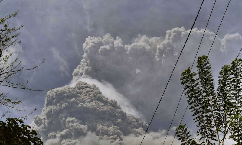 Ash-covered St. Vincent braces for more volcanic eruptions