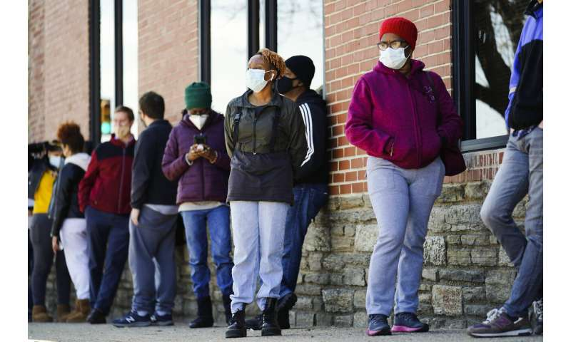 At least 11 more states to open virus vaccines to all adults