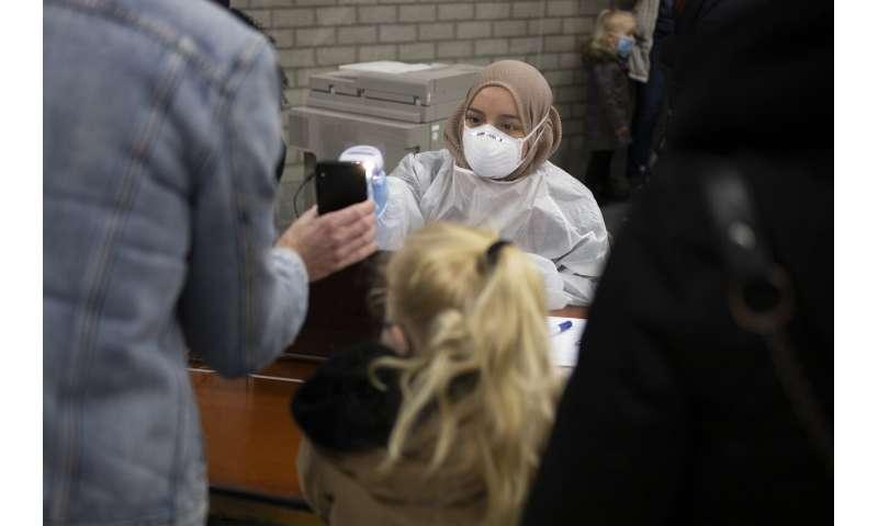 Dutch hold mass coronavirus testing amid new variant fears