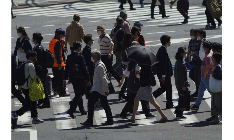 Japan prepares for third virus emergency in Tokyo, Osaka