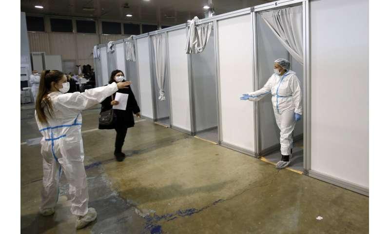 Alarm grows in Serbia over virus surge; lockdown urged