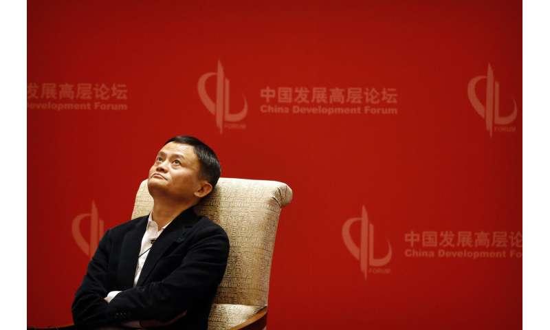Di manakah Jack Ma, pelopor e-commerce China?