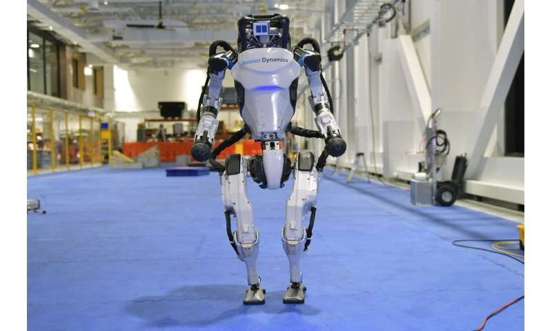 Behind those dancing robots, scientists had to bust a move