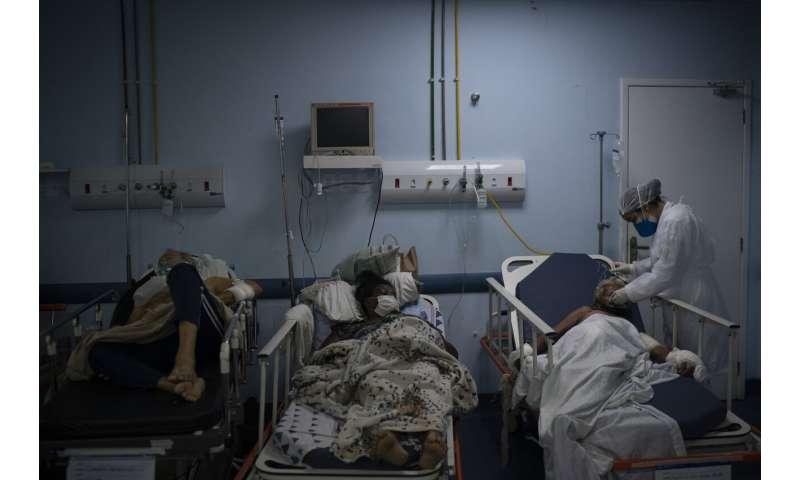 Brazil's virus outlook darkens amid vaccine supply snags