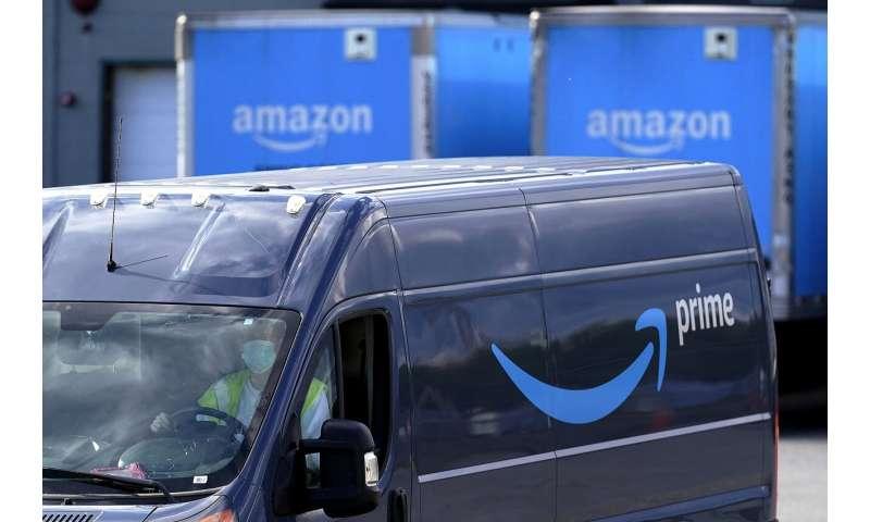 Jeff Bezos, Amazon's founder, will step down as CEO